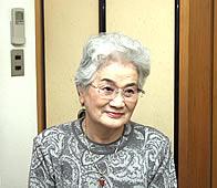 「自分を必要とされる場所があって嬉しい」と岡田スエさん