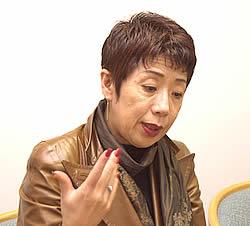 松井久子さん