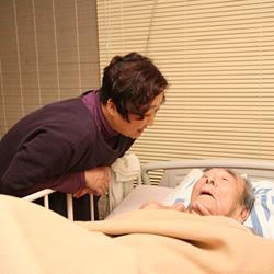 田辺さんとお父さん