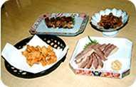 部落の食文化
