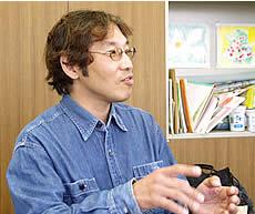 下村幸男さん