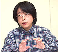 臼井久実子さん