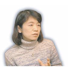 大野明子氏の写真