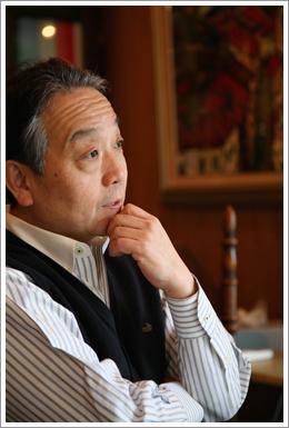 奥田知志さん