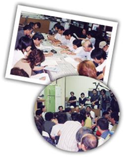 守る会・住民集会の写真
