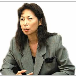 小早川明子さん