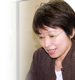 小野万里子さん