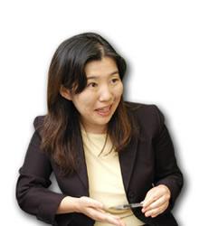 黒瀬道子さんの写真