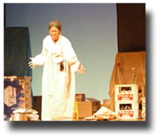 舞台の写真